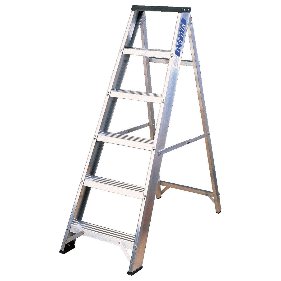 Aluminium Steps