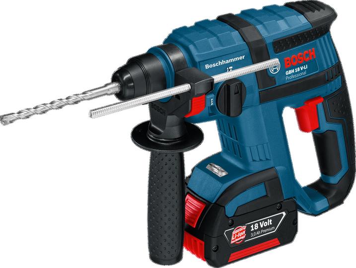 SDS Hammer Drill 18v
