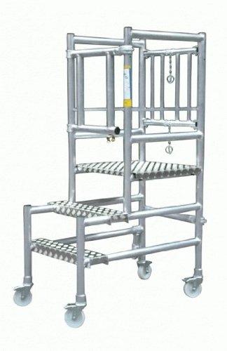 Aluminium Podium Steps