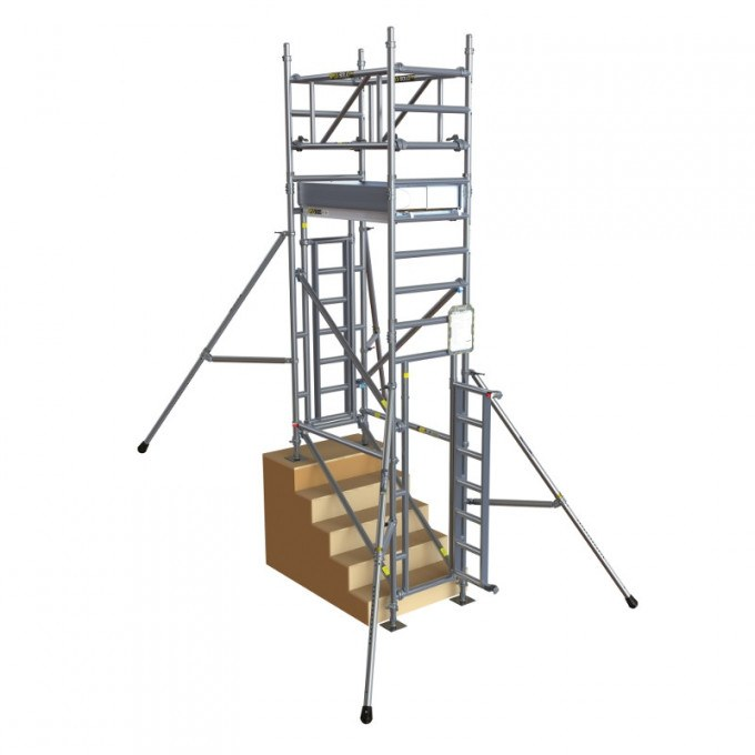 Stairway Adjustable Tower