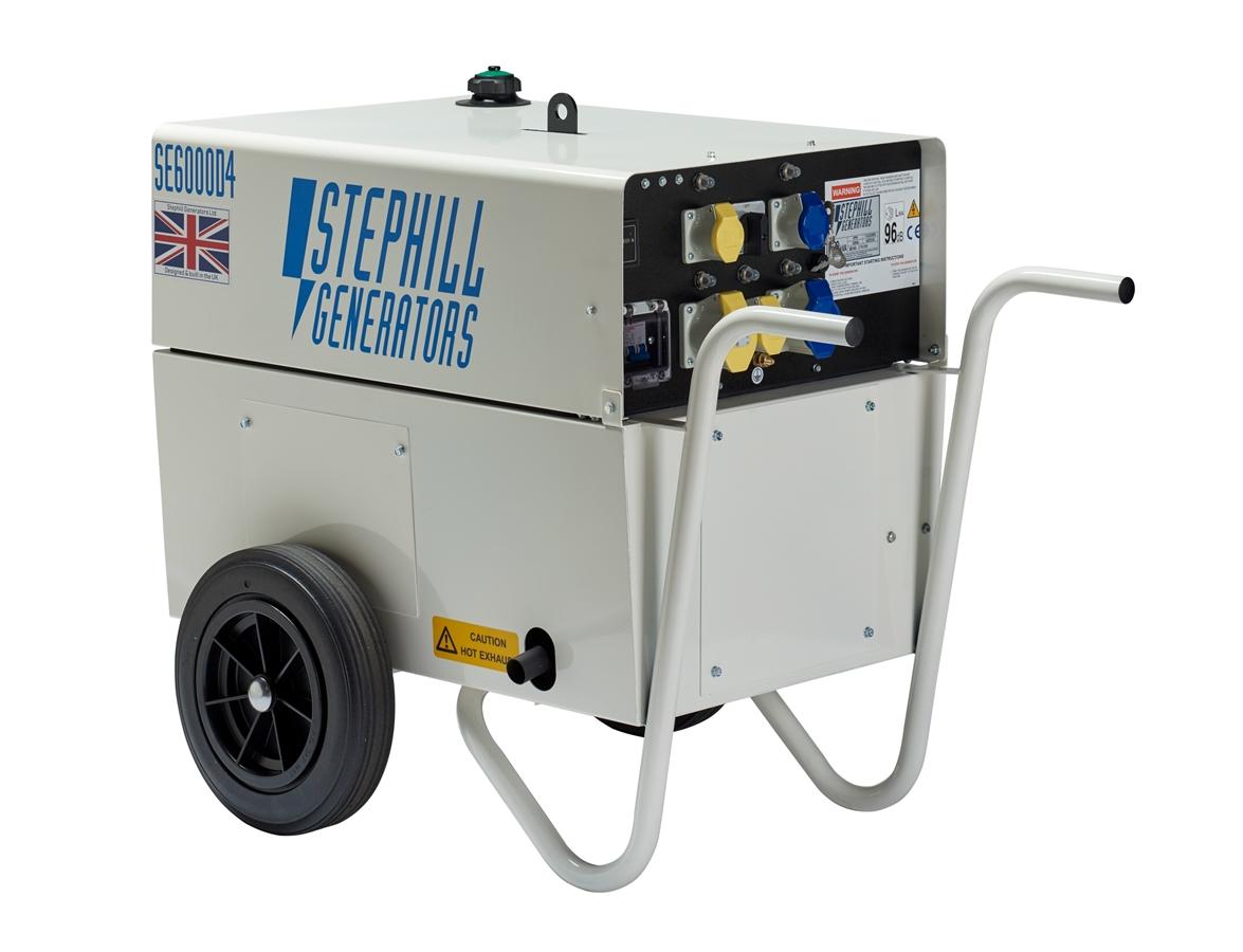 Generators 6.0 kva