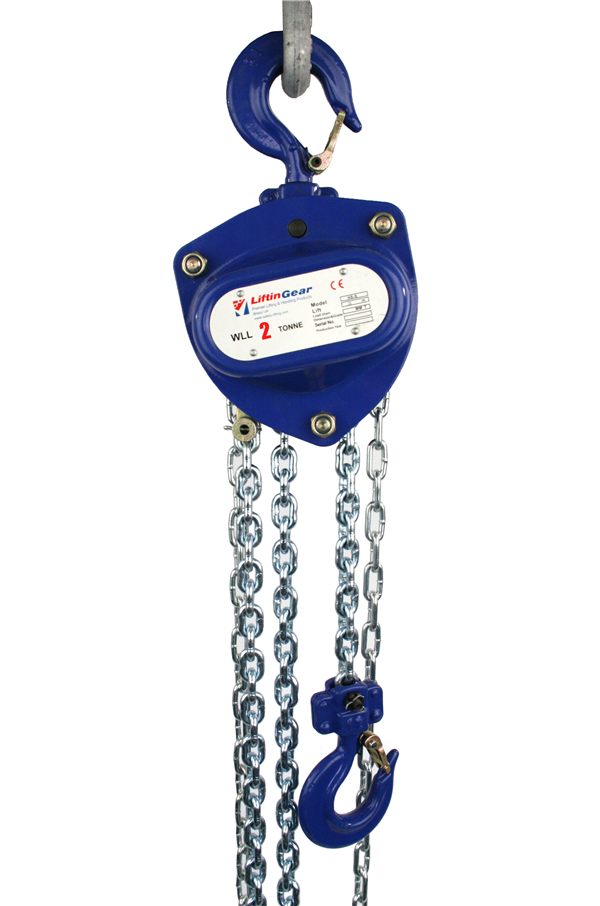 Block & Tackle – 2 Tonne